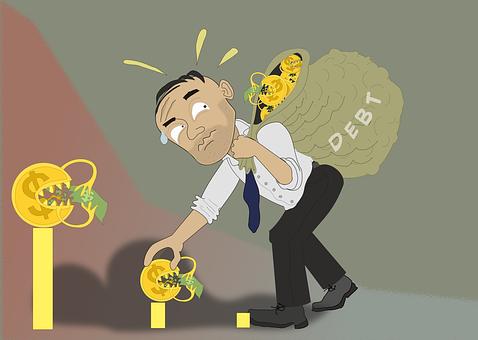 Een lening met een juridisch staartje